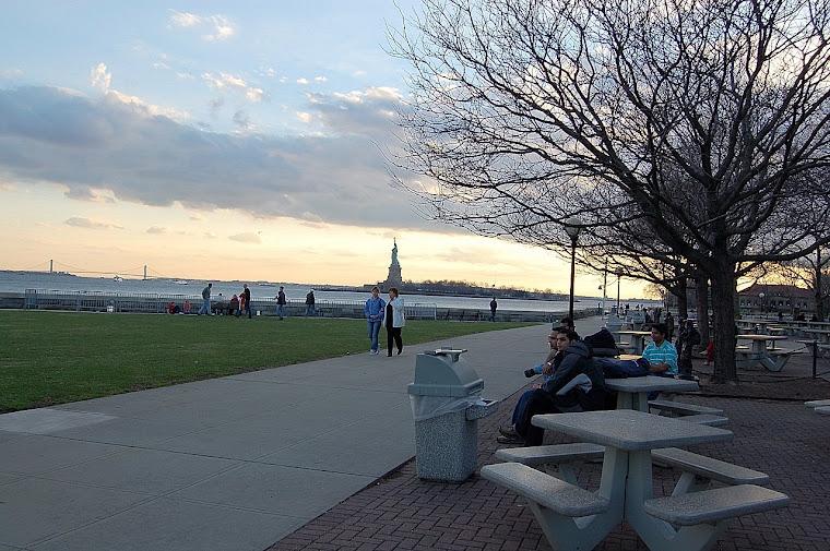 Ellis Island... otra isla,