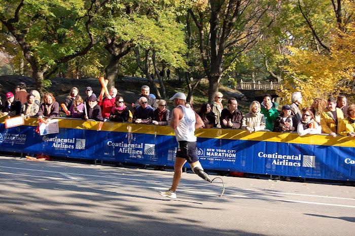 Central Park y la NYC Marathon