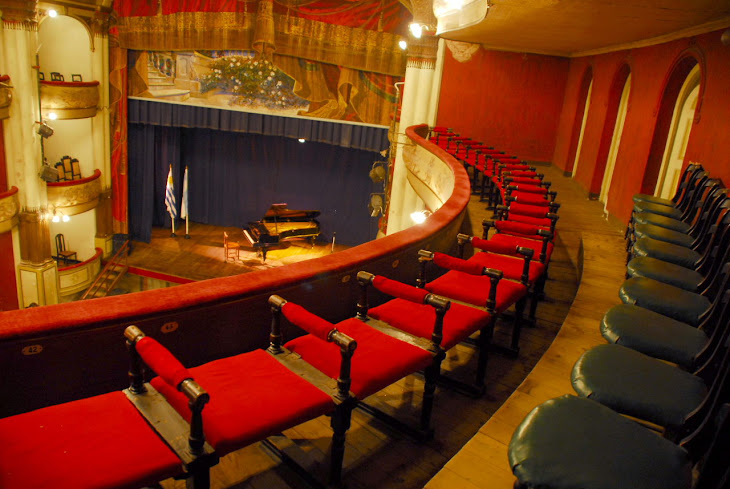 El Teatro Larrañaga