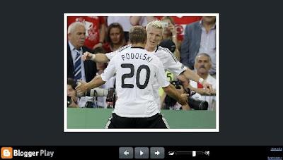 Alemanha 3 - Turquia 2, jogo das meias-finais do Euro 2008