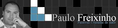 Palavras Cruzadas - Paulo Freixinho: 2.º Cabeçalho