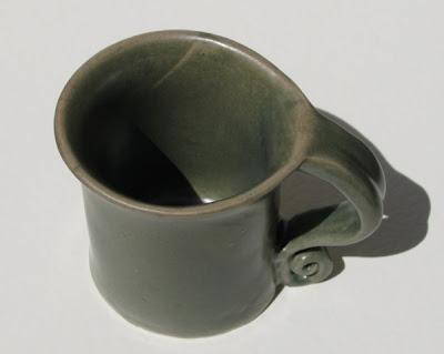Green Mug 2