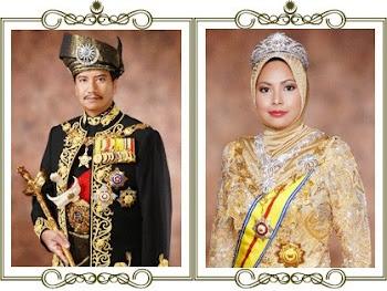 Seri Paduka Baginda Yang di-Pertuan Agong & Seri Paduka Baginda Raja Permaisuri Agong