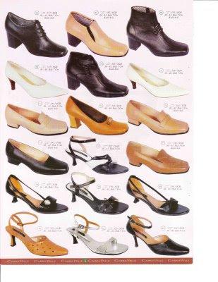 Koleksi Gambar Sepatu wanita