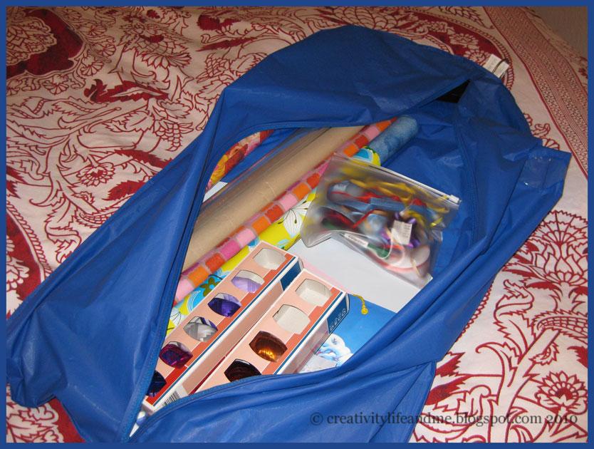 creativity life and me organizing tipp geschenkpapier und b ndchen. Black Bedroom Furniture Sets. Home Design Ideas