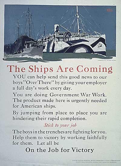 propaganda posters ww1. War I propaganda poster