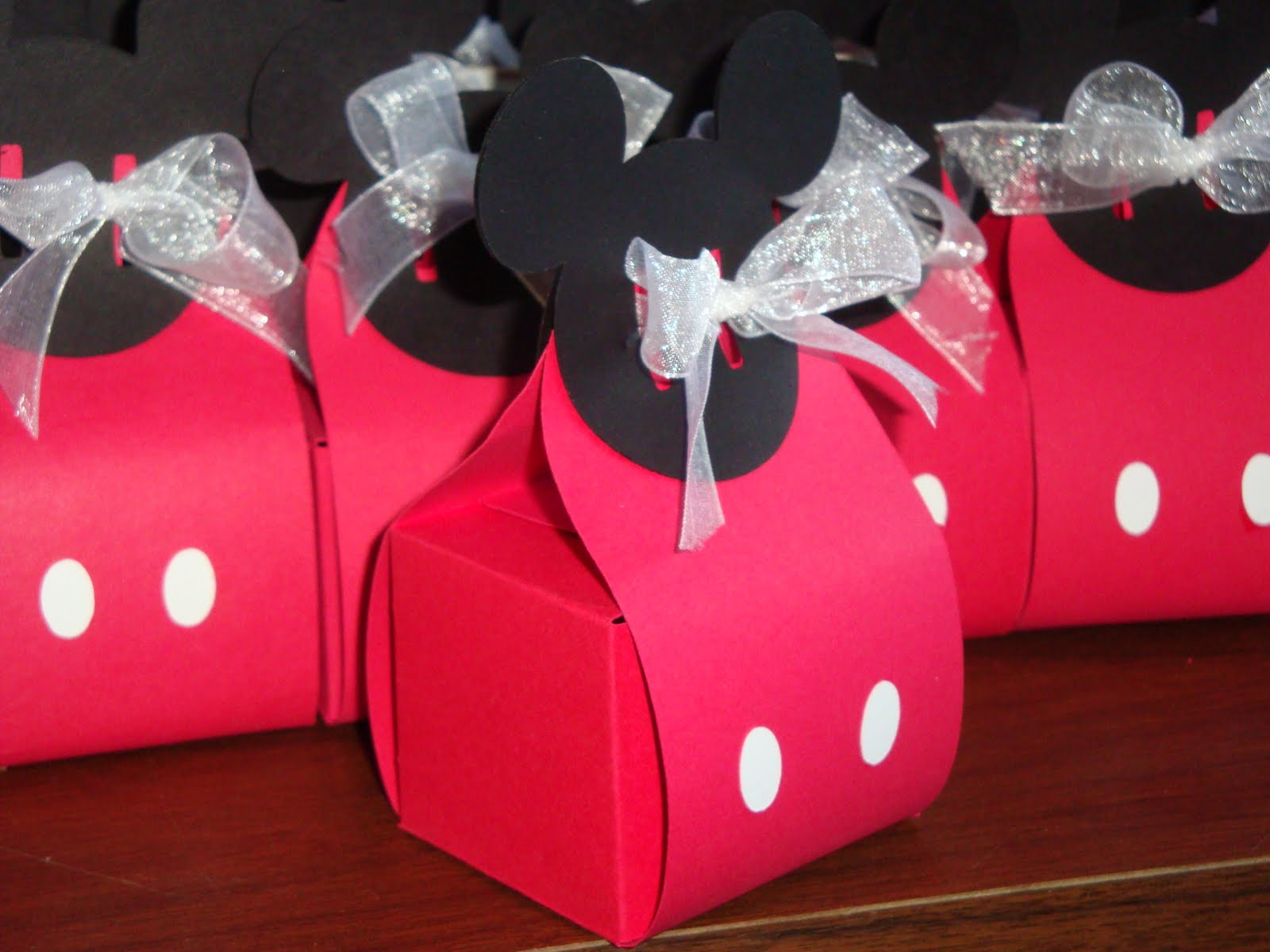 From my heart designs disney favors - Manualidades para fiestas ...