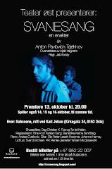 Svanesang - premiere 13. oktober på Subscene