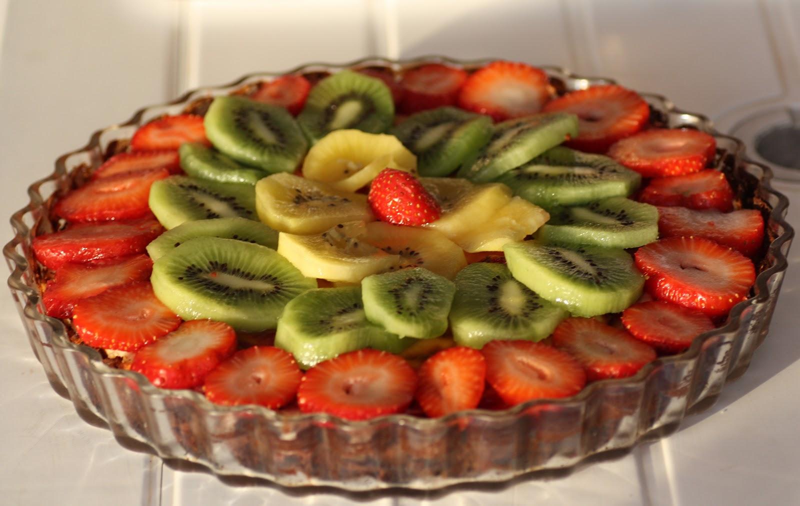 Lazy blog tarta de queso con fruta fresca - Ideas para cena de nochebuena ...