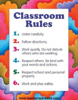 why is school rules important