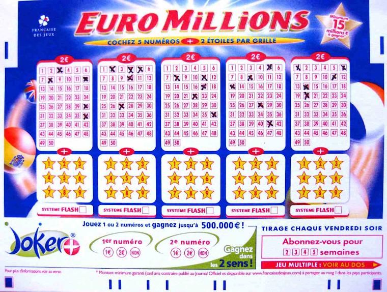 EL EURO MILLÓN, 2009