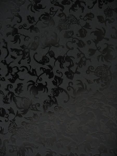 Home decor um toque de cor de rosa f csia na sua sala - Papel paredes ikea ...