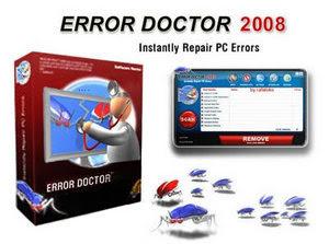 >Error Doctor 2008 + Serial