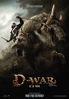 D-War: Guerra dos Drag�es Dublado
