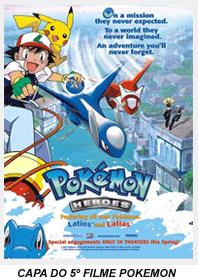filme5 1 >Pokémon 5   Heroes Pokémon