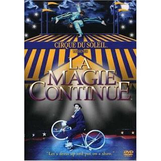 346u6v7 >Cirque du Soleil   La Magie Continue