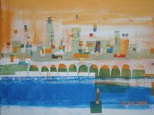 peintures du 23 et 24 avril 2009