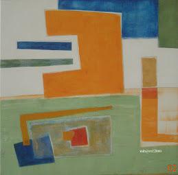 Série des carrés avril 2009
