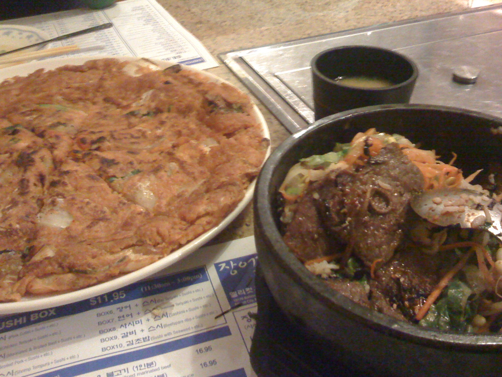 HowChow: What Do You Order At Honey Pig? Or Shin Chon?