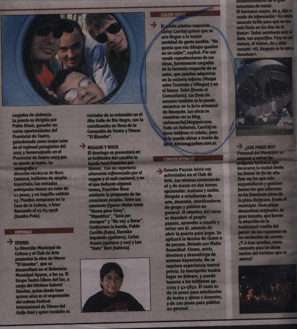 VIERNES 22 DE FEBRERO DE 2008