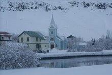 mmm... logn að vetri á Seyðisfirði