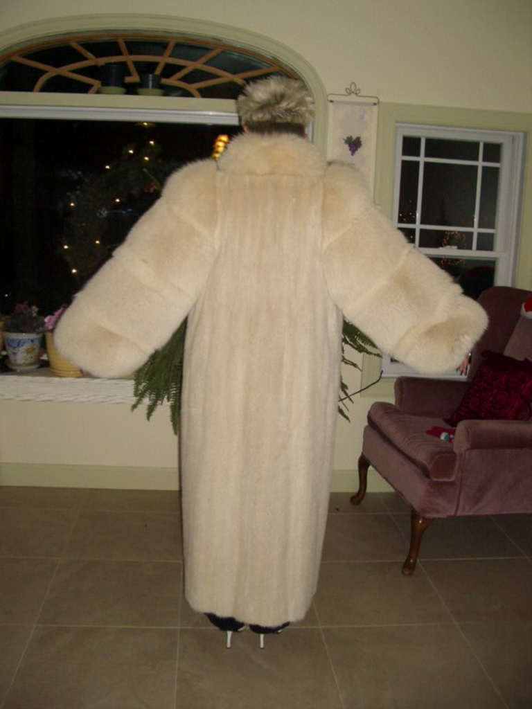 Biggest Fur Coat | Down Coat