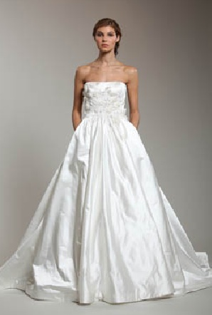 Madison avenue spy saks 999 bridal sale for Saks wedding dresses