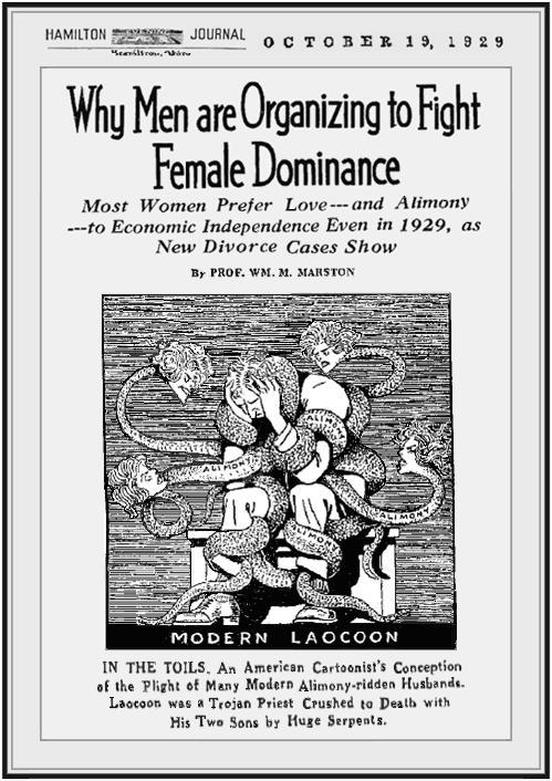 Full of Grace, Seasoned with Salt: The Fight Against Female Dominance