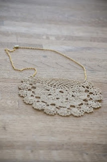 Cecilia necklace by esty/bungalow