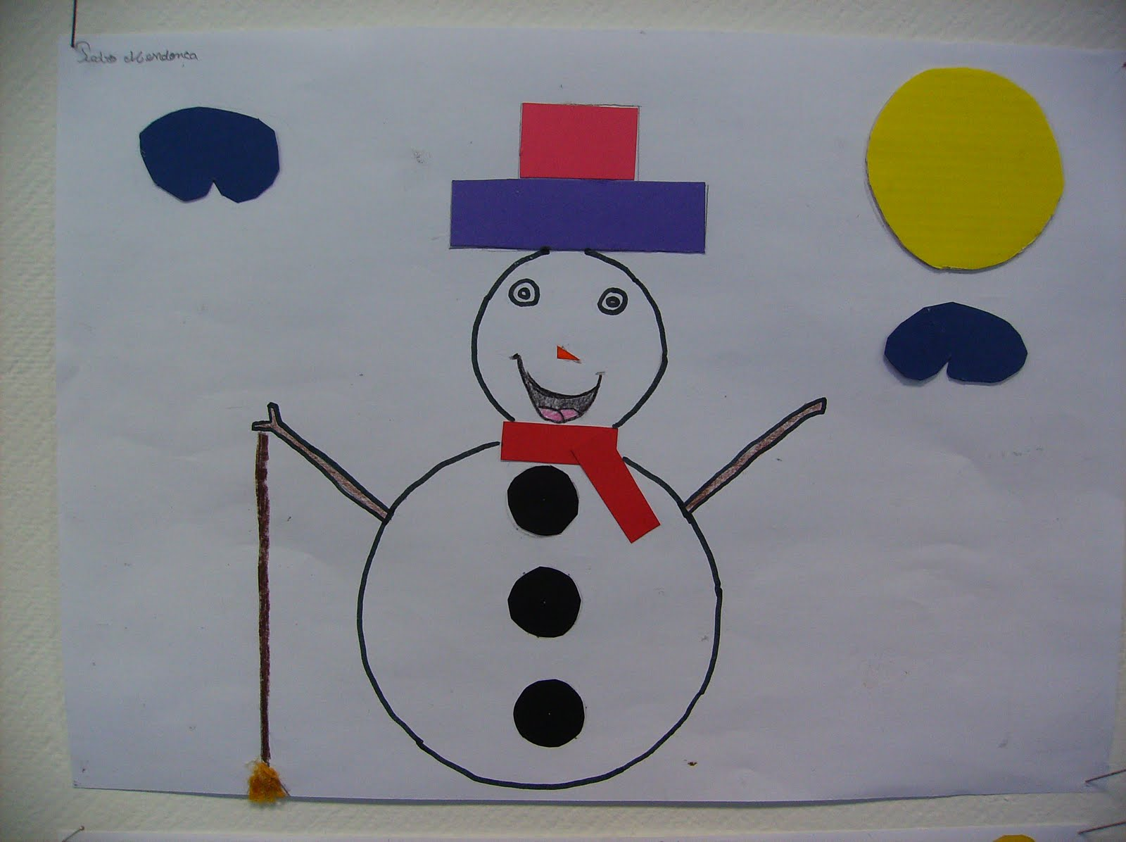 Aprendemos como esquíos de inverno