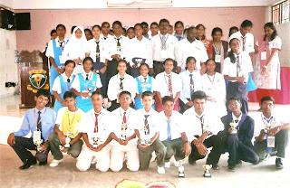 Bahasa Tamil Peringkat Sekolah-Sekolah Menengah Daerah Kuantan 2009