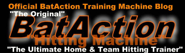 BatAction Machine Baseball Training and Coaching Blog