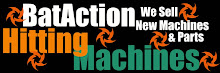 Are you looking for BatAction machine parts?