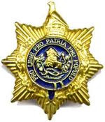 The Badge of the Z.R.Police