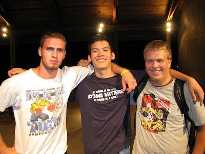 Thomas, Paul, and Joel