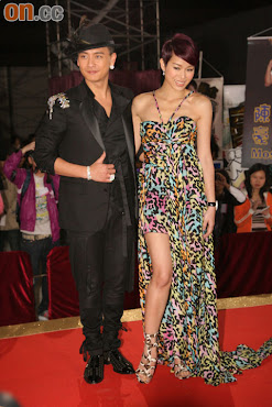 BOSCO WONG AND MYOLIE WU