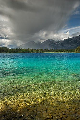 edith lake jasper national park canada wallpapers - Edith Lake Jasper National Park Canada For Desktop