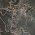 Peta Kota Sangatta dan Tamjumg Bara di Kutai Timur