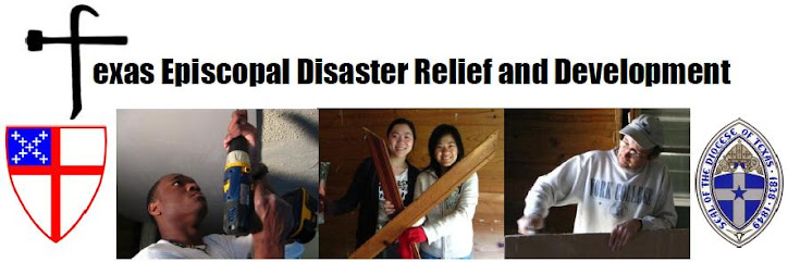 Texas Episcopal Disaster Relief and Development