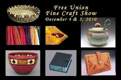 Free Union Craft show postcard
