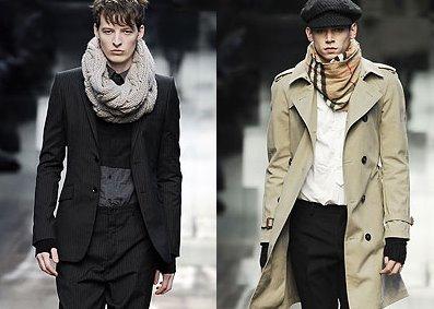 модный мужской шарф. шарф вязаный спицами мужской. шарф снуд связать.