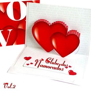 Capa Clube dos Namorados   Volume 02 | músicas