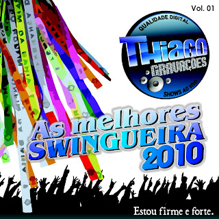 Cd As Melhores Swingueira 2010