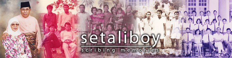 setaliboy - scribing memories