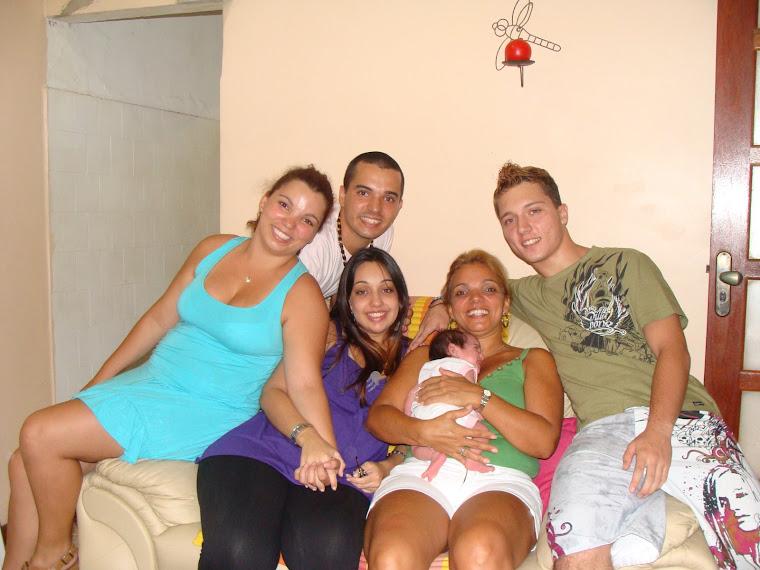 Família completa...