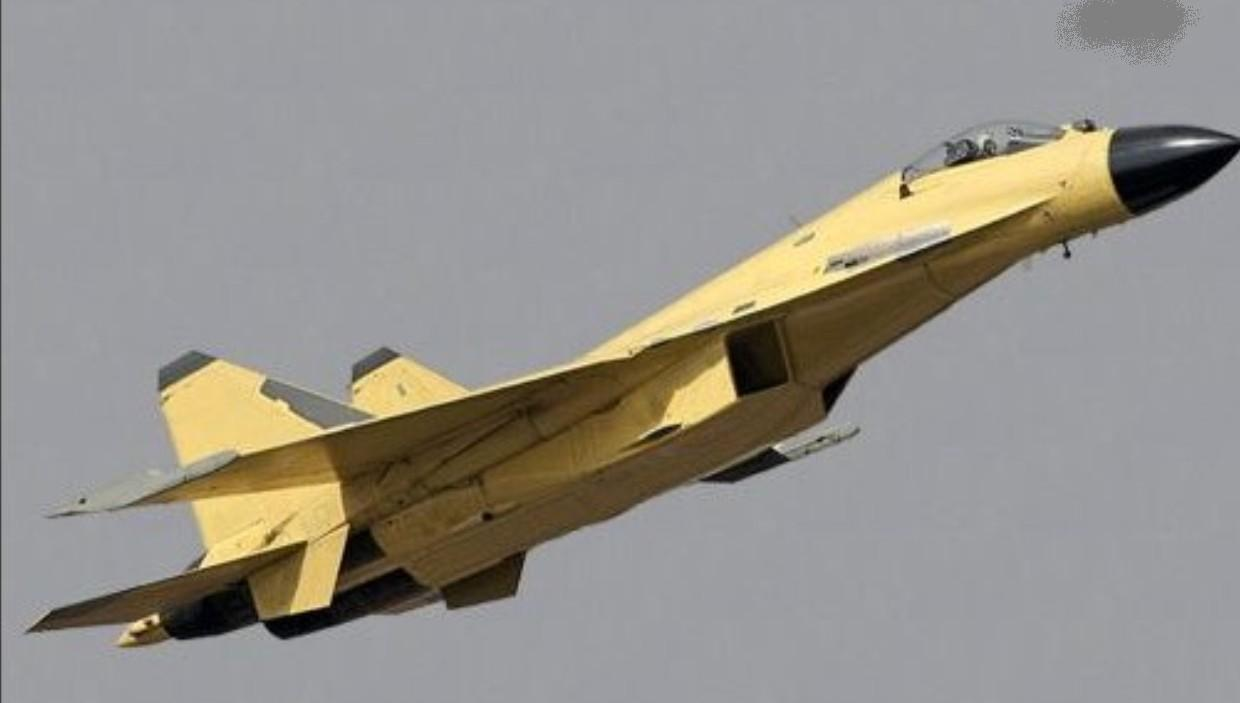 Chinese J-15 carrier aircraft was exposured - China Military Report
