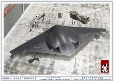 China's future bomber