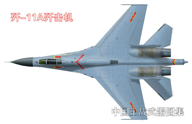 J-11A fighter