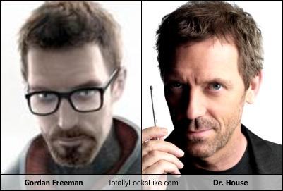 dr Freeman Half Life Freeman From Half-life And