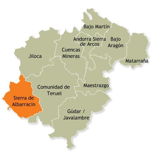 El blog de ngel j rojas y a s j pueblo albarrac n for Oficina de turismo albarracin